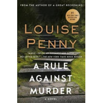A Rule Against Murder by Louise Penny, 9780751573763