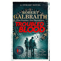 Troubled Blood by Robert Galbraith, 9780751579956