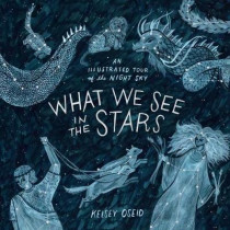 What We See in the Stars: An Illustrated Tour of the Night Sky by Kelsey Oseid, 9780752266510
