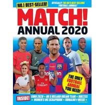 Match Annual 2020 by Match, 9780752266671