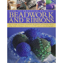 Beadwork and Ribbons by Anna Crutchley, 9780754815983