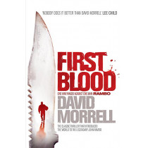 First Blood by David Morrell, 9780755346677