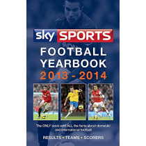 Sky Sports Football Yearbook 2013-2014, 9780755364121