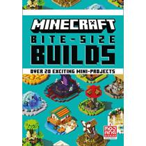 Minecraft Bite-Size Builds by Egmont Publishing UK, 9780755500406