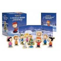 A Charlie Brown Christmas Wooden Collectible Set by Charles Schulz, 9780762464098