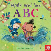 Walk and See: ABC by Nosy Crow, 9780763696238