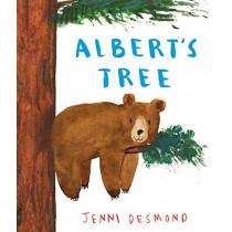 Albert's Tree by Jenni Desmond, 9780763696887