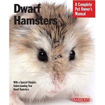 Dwarf Hamsters by Sharon Vanderlip, 9780764140969