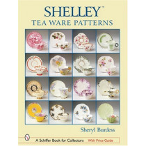 Shelley Tea Ware Patterns by Sheryl Burdess, 9780764317101