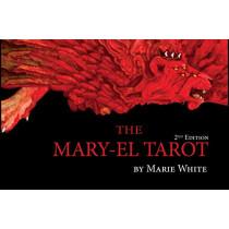 The Mary-el Tarot by Marie White, 9780764357169