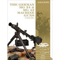 German MG 34 and MG 42 Machine Guns: In World War II by Luc Guillou, 9780764359361