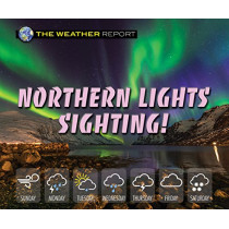 Northern Lights Sighting! by Joanne Randolph, 9780766090231