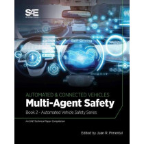Multi-Agent Safety: Book 2 - Automated Vehicle Safety by Juan R. Pimentel, 9780768002195
