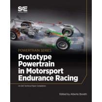 Prototype Powertrain in Motorsport Endurance Racing by Alberto Boretti, 9780768084511