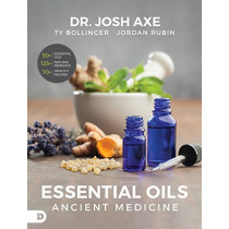 Essential Oils by Josh Axe, 9780768417869