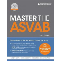 Master the ASVAB by Peterson's, 9780768942415