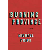 Burning Province by Michael Prior, 9780771072345