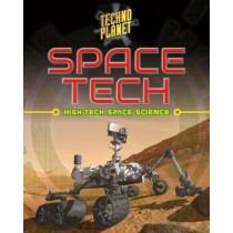 Space Tech - Techno Planet by Megan Kopp, 9780778736165