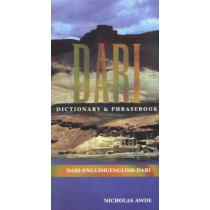 Dari-English / English-Dari Dictionary & Phrasebook by Nicholas Awde, 9780781809719