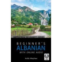 Beginner's Albanian with Online Audio by Mayhew, 9780781813655