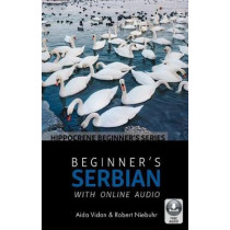 Beginner's Serbian with Online Audio by Vidan, 9780781813662