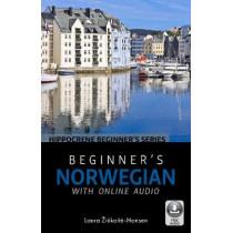 Beginner's Norwegian with Online Audio by Laura Ziukaite-Hansen, 9780781813792