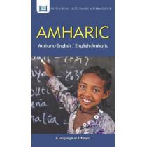 Amharic-English/ English-Amharic Dictionary & Phrasebook by Aquilina Mawadza, 9780781813822