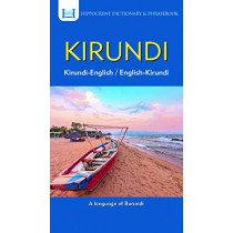 Kirundi-English/ English-Kirundi Dictionary & Phrasebook by Emmanuel Nkurunziza, 9780781813952