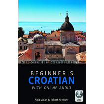 Beginner's Croatian with Online Audio by Aida Vidan, 9780781814089