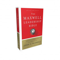 NKJV, Maxwell Leadership Bible, Third Edition, Hardcover, Comfort Print: Holy Bible, New King James Version by John C. Maxwell, 9780785218548