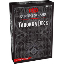 Curse of Strahd Tarokka by Wizards RPG Team, 9780786966585