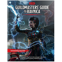 Dungeons & Dragons Guildmasters' Guide to Ravnica (D&d/Magic: The Gathering Adventure Book and Campaign Setting) by Wizards RPG Team, 9780786966592