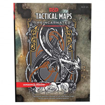 Dungeons & Dragons Tactical Maps Reincarnated (D&D Accessory) by Wizards RPG Team, 9780786966790