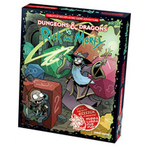 Dungeons & Dragons Vs Rick and Morty (D&d Tabletop Roleplaying Game Adventure Boxed Set) by Wizards RPG Team, 9780786966882
