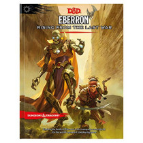 Eberron: Rising from the Last War (D&d Campaign Setting and Adventure Book) by Wizards RPG Team, 9780786966899
