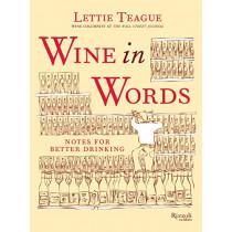 Wine in Words by Lettie Teague, 9780789338075