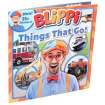 Blippi: Things That Go! by Thea Feldman, 9780794445157