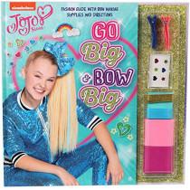 Nickelodeon Jojo Siwa: Go Big & Bow Big by Devra Newberger Speregen, 9780794446062