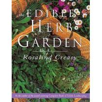 Edible Herb Garden by Rosalind Creasy, 9780794608057