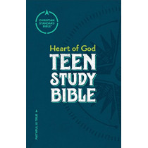 CSB Heart of God Teen Study Bible, Hardcover by Mark L. Strauss, 9780801016264