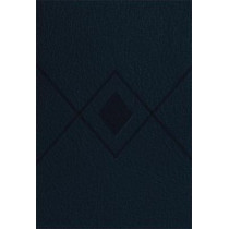 CSB Baker Illustrated Study Bible Navy, Diamond Design LeatherTouch by Baker Publishing Group, 9780801077784