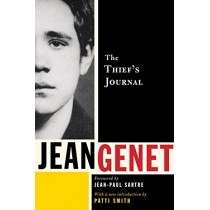 The Thief's Journal by Jean Genet, 9780802128270