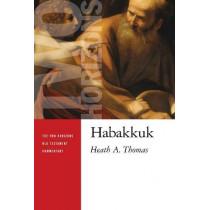 Habakkuk by Heath A. Thomas, 9780802868701