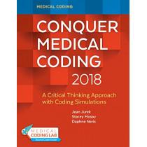 Conquer Medical Coding 2018 by Jurek, 9780803669390
