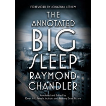 Annotated Big Sleep by Raymond Chandler, 9780804168885