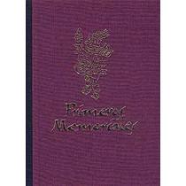 Primeros Memoriales: Pt. 1 by Bernardino De Sahagun, 9780806116884