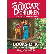 The Boxcar Children Mysteries Boxed Set #13-16 by Gertrude Chandler Warner, 9780807508343