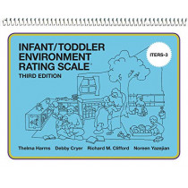 Infant/Toddler Environment Rating Scale (ITERS-3) by Thelma Harms, 9780807758670