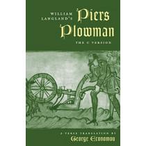 "William Langland's ""Piers Plowman"": The C Version by George Economou, 9780812215618"