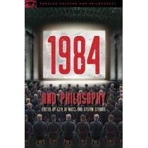 1984 and Philosophy: Is Resistance Futile? by Ezio Di Nucci, 9780812699791